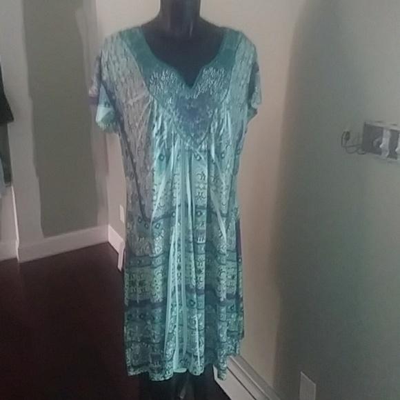 Apt. 9 Dresses | Apartment 9 Colorful Dress | Poshmark